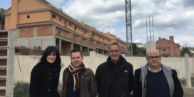 UPyD denuncia el estado de abandono de Serelles