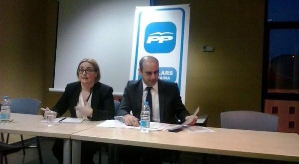 El PP de Cocentaina se reúne con el Secretario Autonómico de Educación