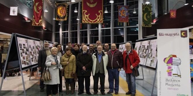 La Magenta inaugura la exposición del 150 aniversario