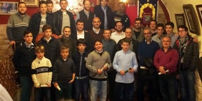 Els Glorierets dels Berberiscos reciben un homenaje