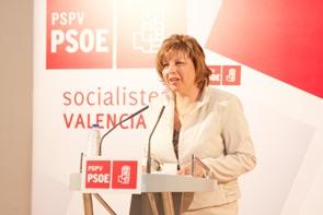 Elisa Genís repite como candidata del PSPV en Muro