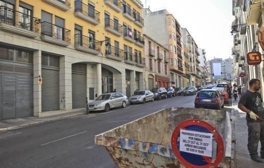 Cambios en el tráfico del Camí por las obras