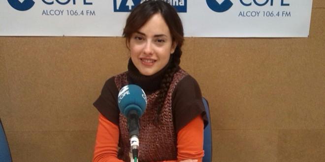 """Mireia Estepa """"nuestro programa apuesta por las personas"""""""