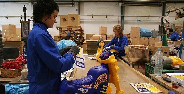 El sector juguetero mejora la ventas nacionales