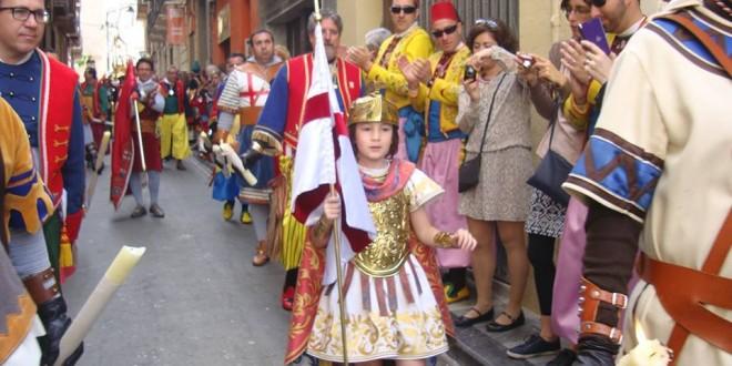 Siete niños optan al cargo de Sant Jordiet