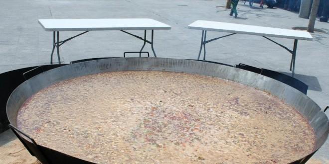 Muro celebra la comida de hermandad festera