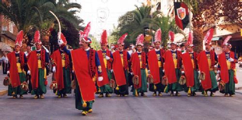 La Manta Roja organiza actividades con motivo de su año de capitanía