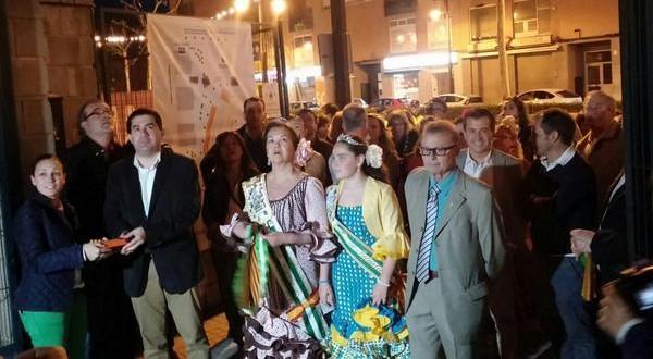 Inauguración de la Feria Andaluza