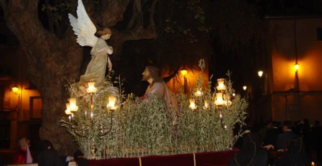 Oración de Getsemaní en Cocentaina