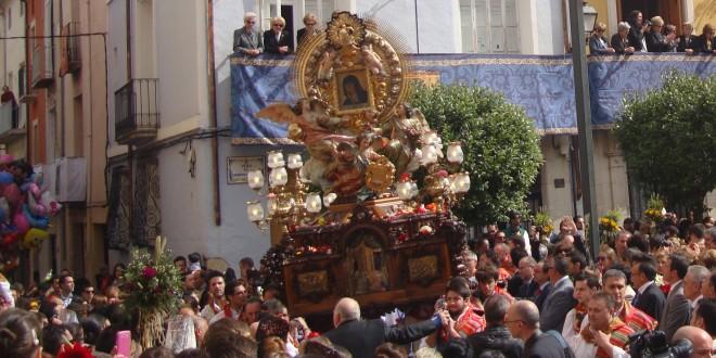 Cocentaina vive el día grande de las fiestas de la Mare de Déu