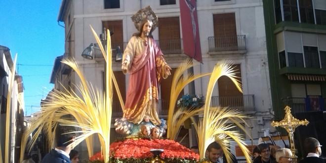 El Encuentro cierra la Semana Santa Contestana