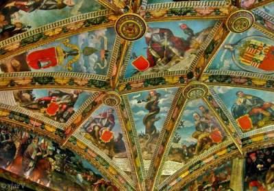 Una oportunidad para conocer las obras del Palau Comtal de Cocentaina