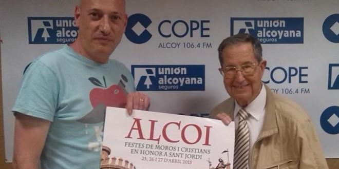 """Crespo Colomer """"el cartel es un homenaje a los fotógrafos"""""""