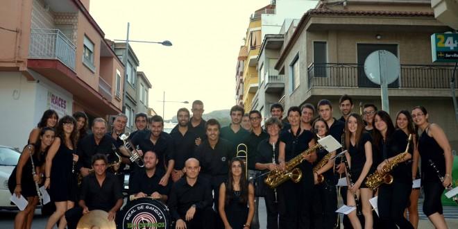 La Societat Instructiva Musical Real de Gandia gana el concurso del Día Els Músics