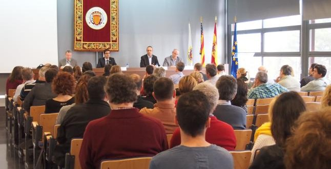 Juan Ignacio Torregrosa asume la dirección del Campus de Alcoy