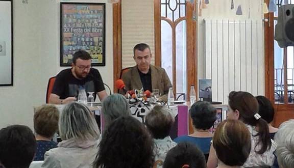 Lorenzo Silva participa en la Festa del Llibre
