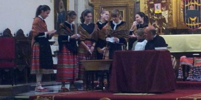 Cocentaina inicia los actos de la proclamación de San Hipólito