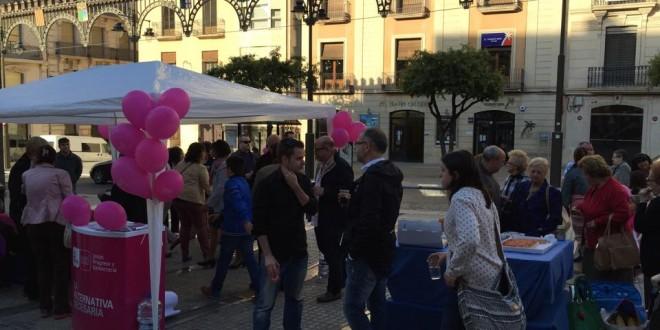 UPyD despide la campaña en la Plaza de España
