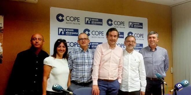 Cope Alcoy reúne a los candidatos autonómicos de la comarca
