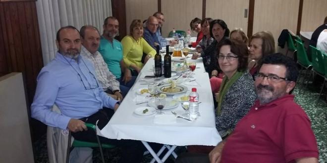 Una cena cierra la campaña de Guanyar Cocentaina