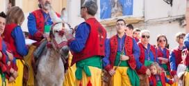 Muro despide sus Fiestas con el día de 'Els Trons'