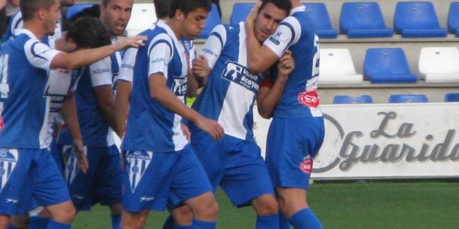 El Alcoyano se acerca a la Copa