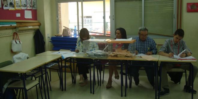 Cocentaina y Muro mantienen participación en las elecciones