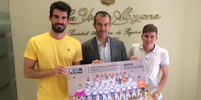 El Unión Alcoyana F.S pone el punto final a la temporada