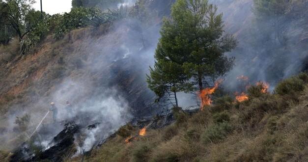 El Consell adelanta la prohibición de quemas ante el riesgo de incendios