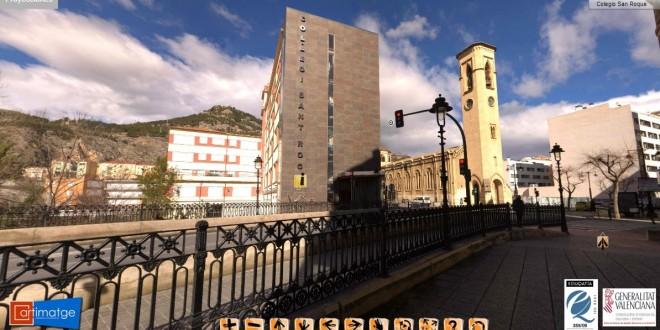 """El Colegio San Roque incorpora la """"Visita Realista"""""""