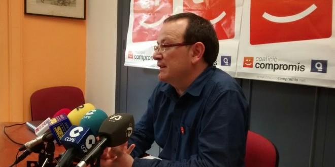 David Abad anuncia que deja el Ayuntamiento