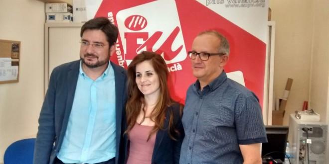 """Ignacio Blanco: """"es tiempo para un cambio en la Generalitat"""""""