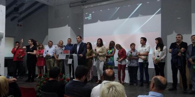 El PSOE alcoyano presenta su programa y candidatura