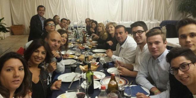 Cierre de campaña del PP de Alcoy junto a Rafa Miró