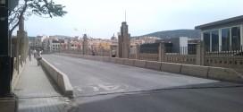 Ciudadanos plantea el acceso directo a La Alameda desde el Pont de Sant Jordi