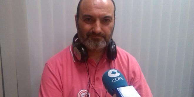 """Bernardo Pérez """"la prioridad de nuestro programa son las personas"""""""
