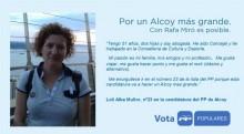 Loli Alba renuncia a su puesto en la lista electoral