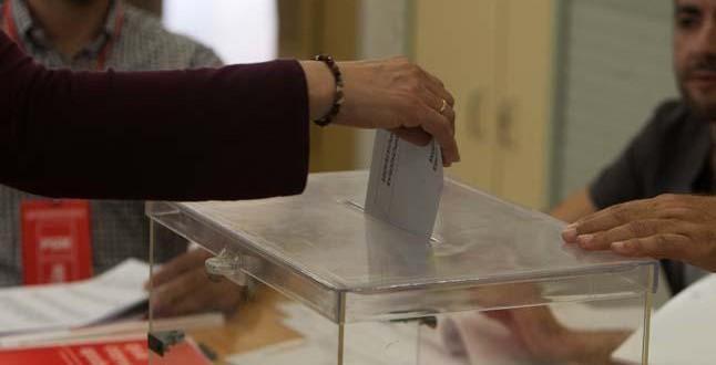 Todo listo para la jornada electoral