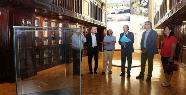El MARQ acoge una exposición sobre la restauración de la Cava de Agres