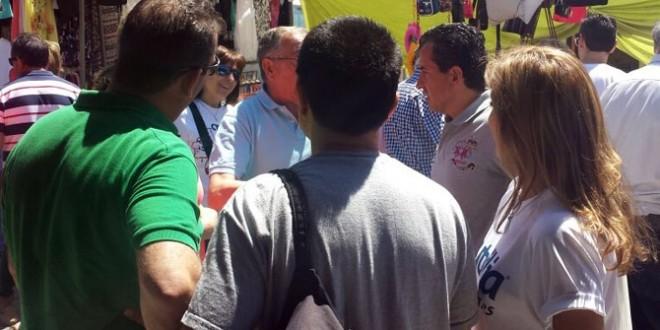 Rafa Miró traslada su proyecto a pie de calle