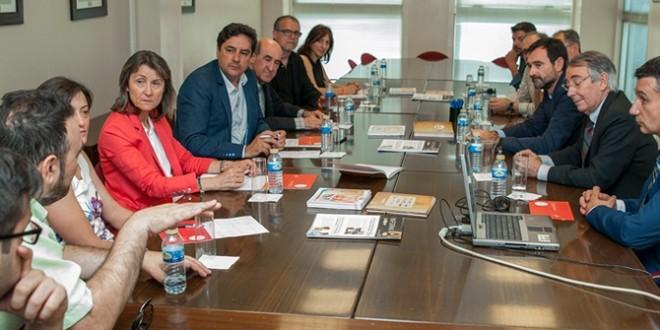 Ciudadanos visita el Instituto del Juguete