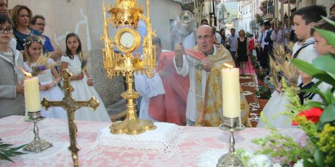 Benilloba celebra el Corpus