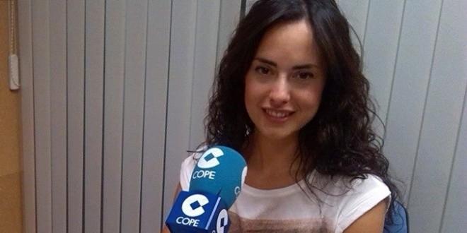 Mireia Estepa, miembro del Consell Rector de l'Institut Cartogràfic Valencià