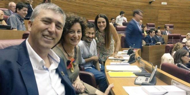 Constituidas las Cortes Valencianas