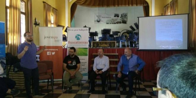 Jornada sobre pequeñas empresas y autoempleo en Gaianes