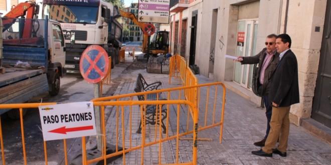 El Camí recupera la normalidad tras las obras