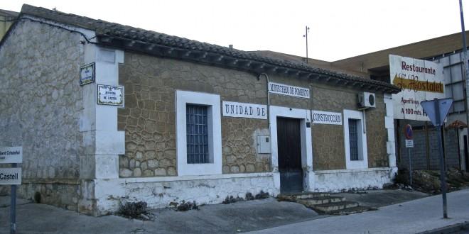 Cocentaina estudia una nueva ubicación para la Policía Local