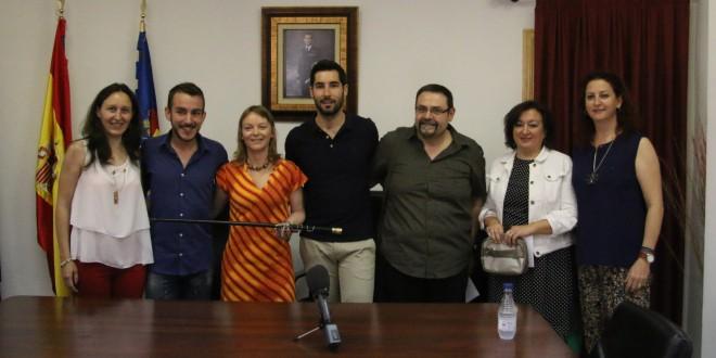 Anna Delia Gisbert nueva alcaldesa de Benilloba