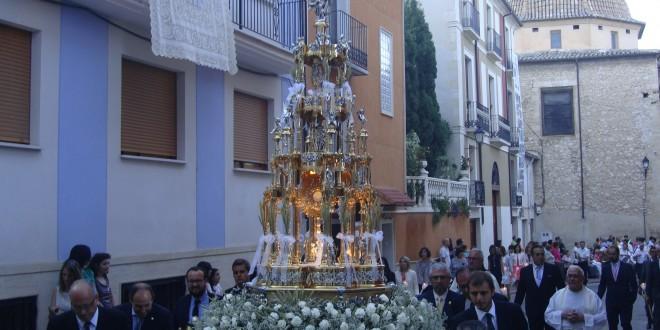 La comarca celebra el Corpus