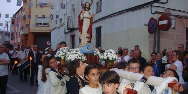 Cocentaina celebra el Sagrado Corazón